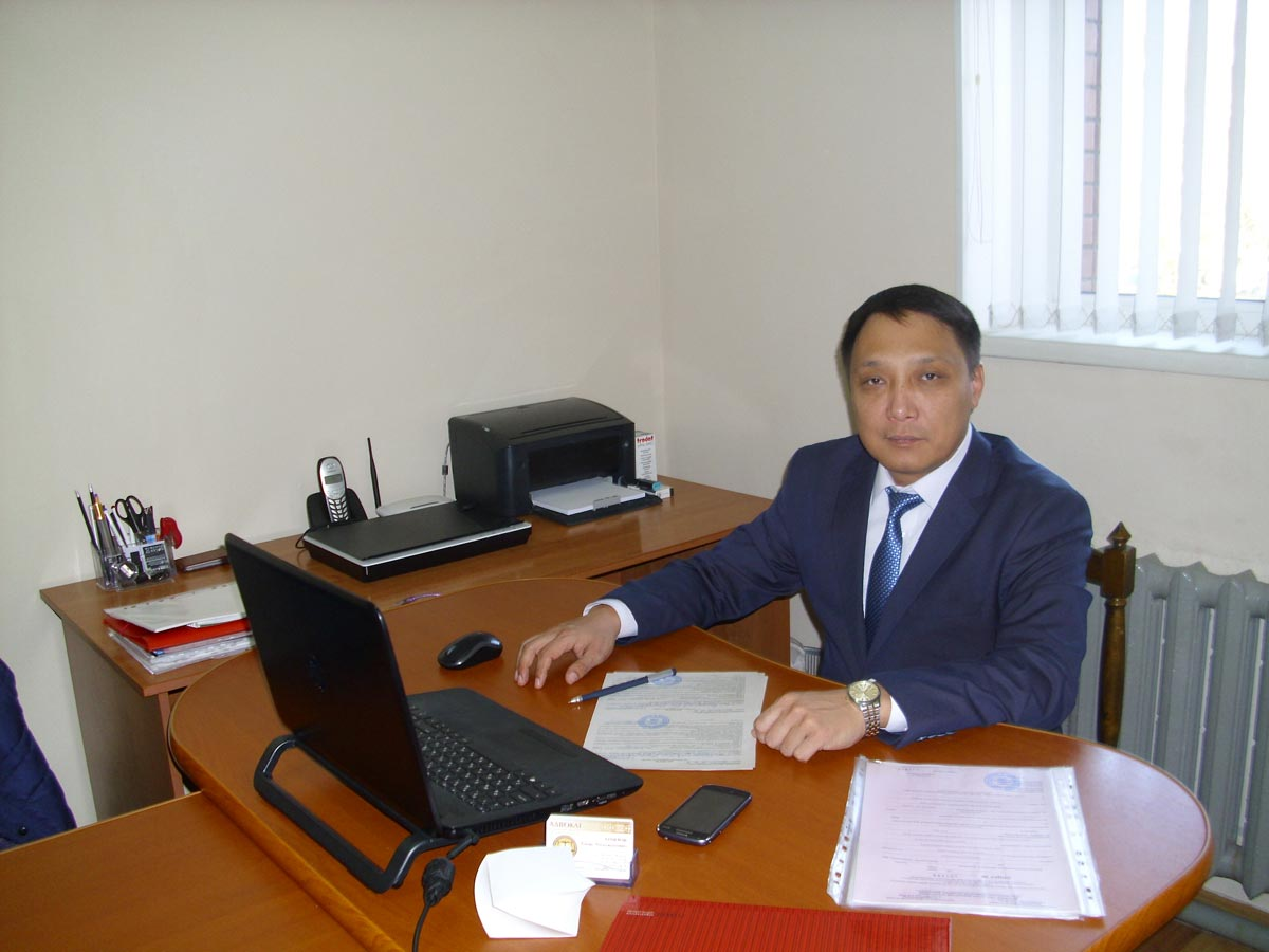 Ахметов Амир Аманжолович